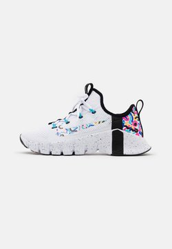 Nike Performance - FREE METCON 3 - Gym- & träningskor - white/baltic blue/pink blast/black