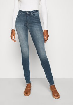 ONLY Tall - ONLBLUSH LIFE  - Jeans Skinny Fit - special blue grey denim