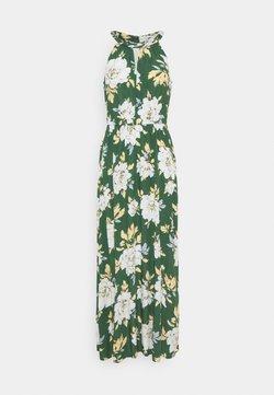 Vila - VIMESA BRAIDED DRESS - Maksimekko - garden topiary
