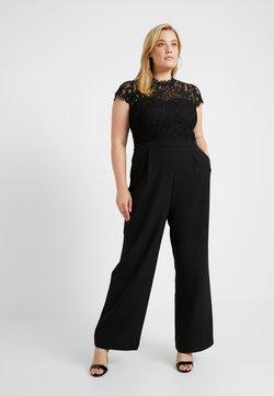 City Chic - EXCLUSIVE LADY - Jumpsuit - black