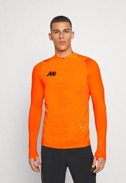 Nike Performance - MERC DRY - Funktionsshirt - total orange/melon tint