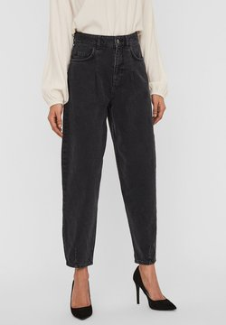 Vero Moda - Relaxed fit jeans - black