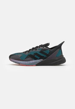 adidas Originals - X9000L3 BOOST SPORTS RUNNING SHOES UNISEX - Sneakersy niskie - core black/grey three