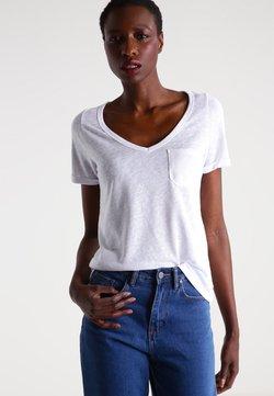 Object - T-shirt basic - white