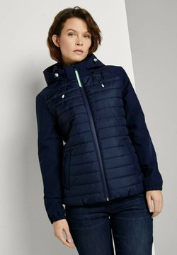 TOM TAILOR - Winterjacke - sky captain blue