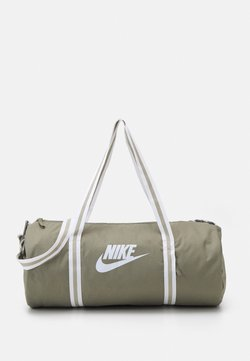 Nike Sportswear - HERITAGE UNISEX - Sporttasche - light army/white