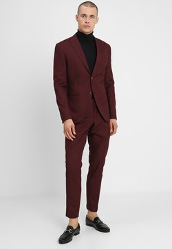 Isaac Dewhirst - FASHION SUIT - Costume - bordeaux
