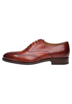 SHOEPASSION - NO. 5287 - Business-Schnürer - brown