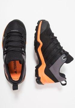 adidas Performance - TERREX AX2R RAIN.RDY - Hikingschuh - core black/hi-res orange