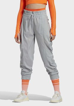 adidas by Stella McCartney - WOVEN JOGGERS - Jogginghose - grey