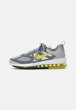 Nike Sportswear - AIR MAX GENOME - Sneakers basse - grey fog/high voltage-particle grey-white