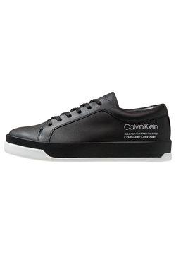 Calvin Klein - FAUSTO - Sneaker low - black