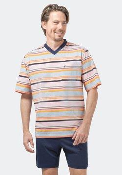 hajo Polo & Sportswear - Nachtwäsche Shirt - orange