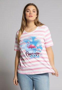 Ulla Popken - T-Shirt print - schneeweiß