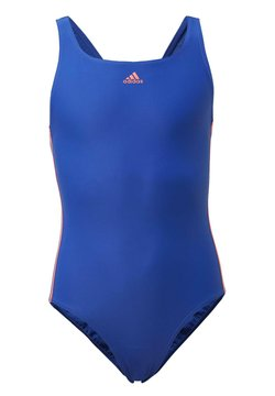 adidas Performance - ATHLY V 3-STRIPES SWIMSUIT - Swimsuit - blue