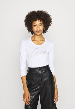 Guess - CAMILLA  - Long sleeved top - true white