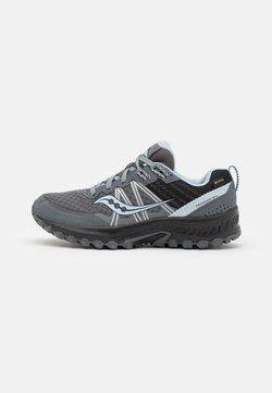 Saucony - EXCURSION TR14 GTX - Zapatillas de trail running - charcoal/blue
