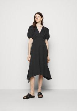 Club Monaco - V NECK PUFF - Cocktailkleid/festliches Kleid - black