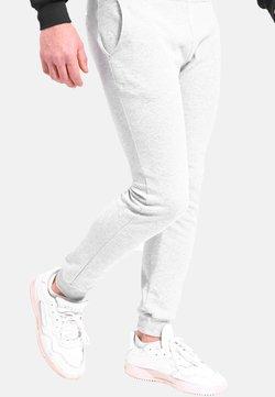 le coq sportif - ESS Pant Slim - Jogginghose - heather grey