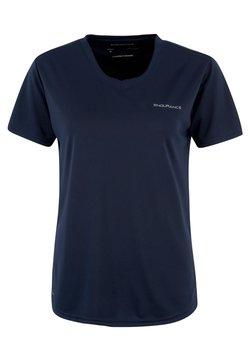 Endurance - VISTA - T-Shirt basic - dark blue