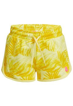 WE Fashion - DESSIN - Shorts - yellow