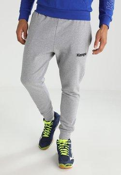 Kempa - CORE 2.0 MODERN PANTS - Jogginghose - dark grey melange
