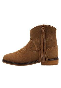 Mango - Ankle Boot - braun