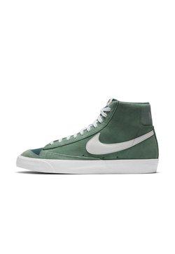Nike Sportswear - VINTAGE - Höga sneakers - healing jade/ash green/white/white