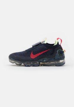 Nike Sportswear - AIR VAPORMAX 2020 FK - Sneaker low - obsidian/siren red/barely volt