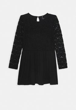 Name it - NKFLEDRA DRESS - Freizeitkleid - black