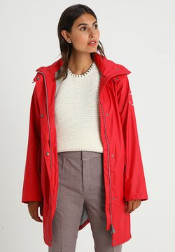 Sea Ranch - BROOKE SOLID - Parka - red