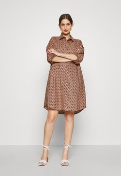 Second Female - PRADO DRESS - Skjortekjole - moonlight mauve