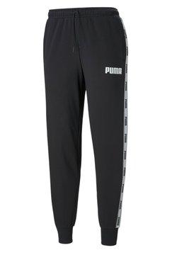 Puma - TERRY - Jogginghose - cotton black
