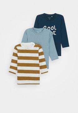 Name it - NBMKACPAR 3 PACK - T-shirt à manches longues - snow white