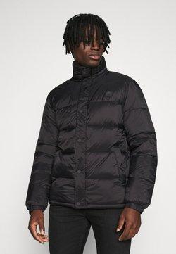 Redefined Rebel - PUFFER JACKET - Winterjacke - black solid