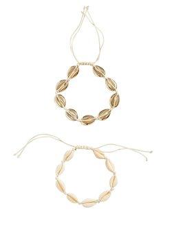 Stradivarius - 2 SET - Bracelet - gold