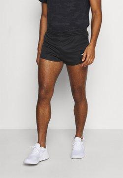 Diadora - RACE SHORTS TEAM UP - Pantalón corto de deporte - black