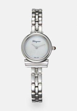 Salvatore Ferragamo - GANCINI - Uhr - silver-coloured