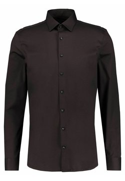 OLYMP No. Six - SLIM FIT - Camicia elegante - schwarz