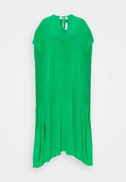 Victoria Beckham - KAFTAN MIDI - Cocktail dress / Party dress - emerald green