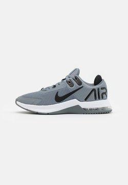 Nike Performance - AIR MAX ALPHA TRAINER 4 - Sportschoenen - cool grey/black
