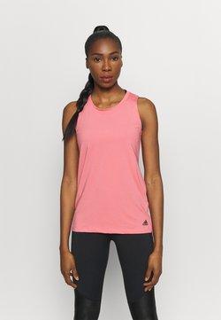 adidas Performance - Funktionsshirt - light pink