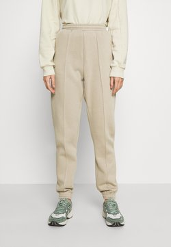 Nly by Nelly - ULTIMATE COZY JOGGERS - Jogginghose - beige