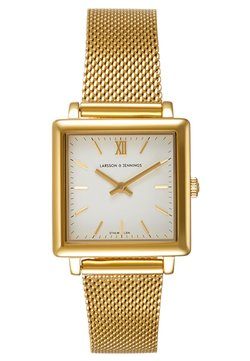 Larsson & Jennings - NORSE - Montre - gold-coloured/white