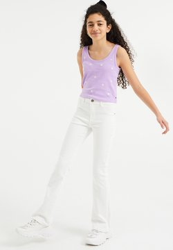 WE Fashion - Top - lilac
