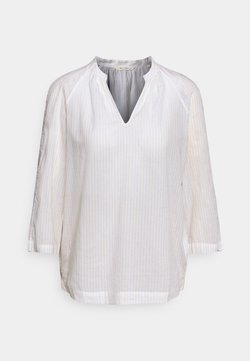 Marc O'Polo - BLOUSE THREE QUATER SLEEVE - Bluse - white