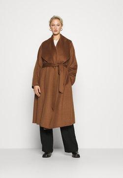 IVY & OAK - BATHROBE COAT - Classic coat - brown