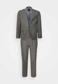 Shelby & Sons - UPTOWN SUIT PLUS - Costume - mid grey