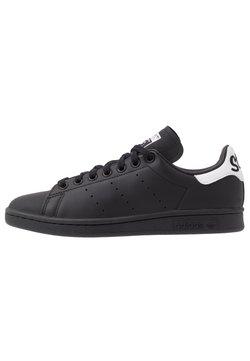 adidas Originals - STAN SMITH - Baskets basses - core black/footware white