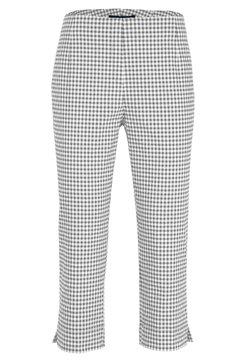 Stehmann - INA-532 30059 CAPRI VICHY KARO - Shorts - hellgrau